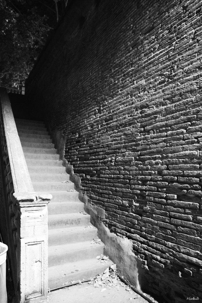 Escaliers Toulouse